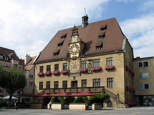 Rathaus Heilbronn