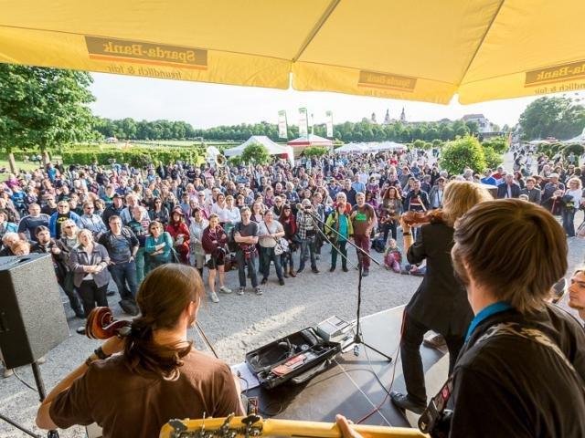 13. Internationales Straßenmusikfestival Baden-Württemberg 2016