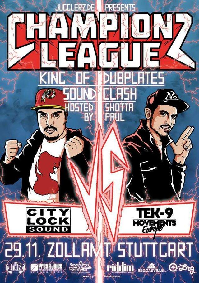 "Soundclash: Championz League ""King of Dubplates"""