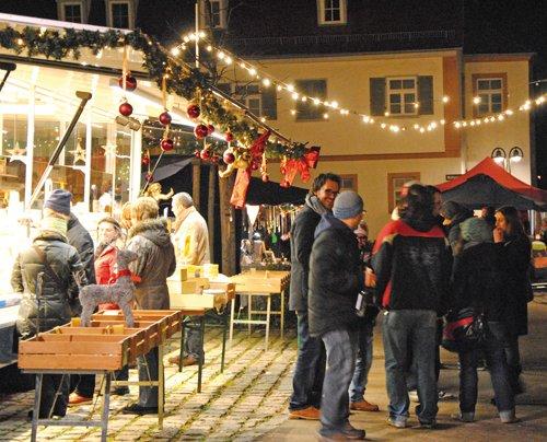 Weihnachtsmarkt Stuttgart-Hofen