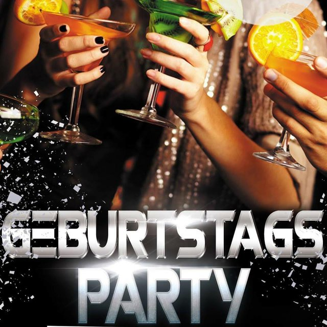 Geburtstags-Party La Boom