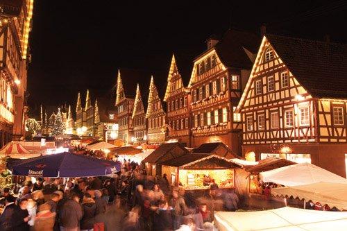 Weihnachtsmarkt Calw