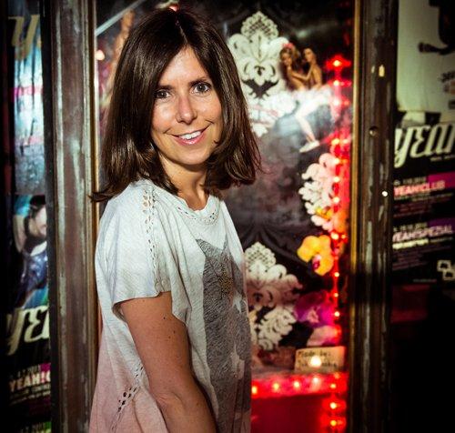 DJ Christiane Falk