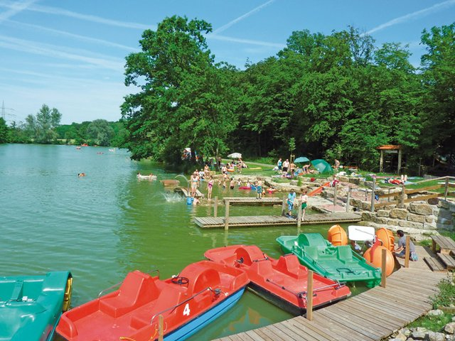 Waldcamping Hollenbacher See
