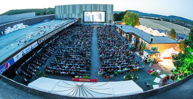 Open-Air-Kino Heilbronn Geno