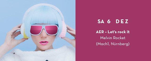 aer lets rock 05.12.2014