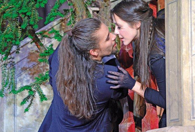 Kreuzgangspiele Romeo und Julia