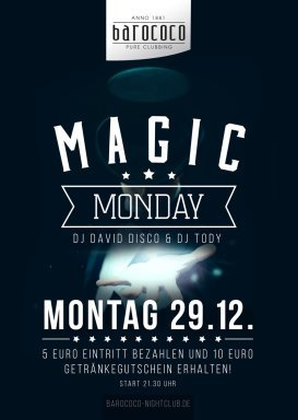 magic monday