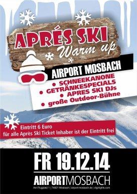 Apres Ski Warm Up