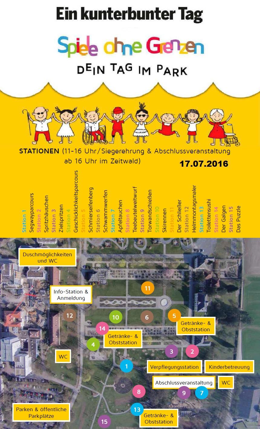 Spiele ohne Grenzen – Dein Tag im Park - moritz.de ...