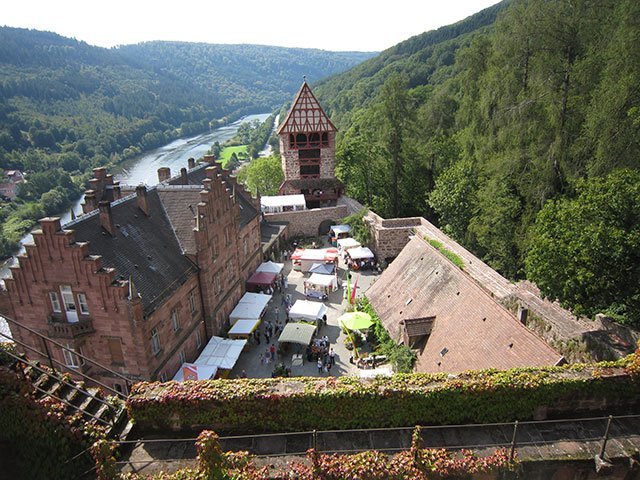Schloss Zwingenberg