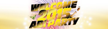 Welcome 2015 Abi Party