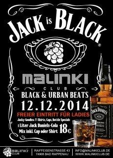 Jack is Black