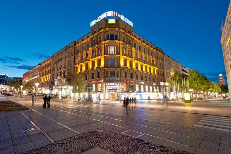 Innenstadt-Kinos Stuttgart