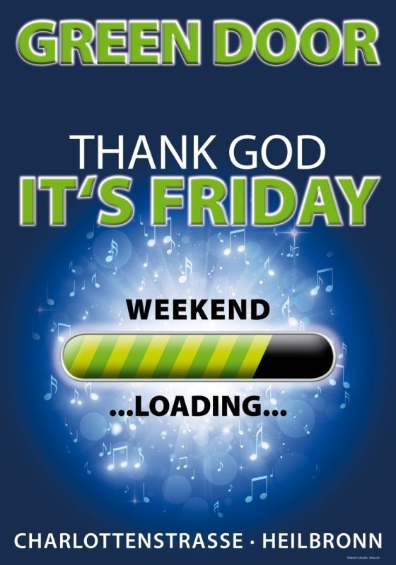 Thank God It s Friday