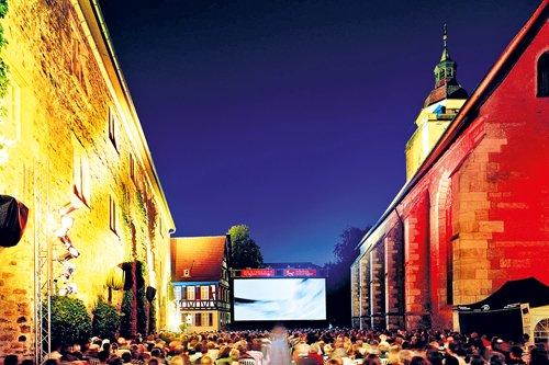 Open Air Kino Kirchheim