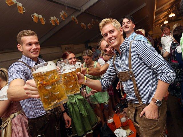 Bierfest Zwiefalten