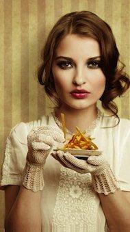 Poesie und Pommes