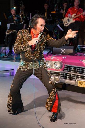 Elvisinterpret Rio