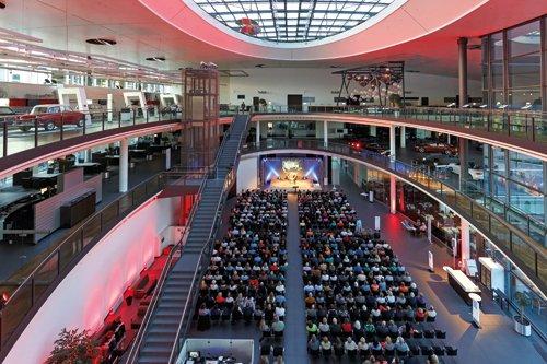 Audi Forum Neckarsulm zum zweiten Mal in Folge als Top
