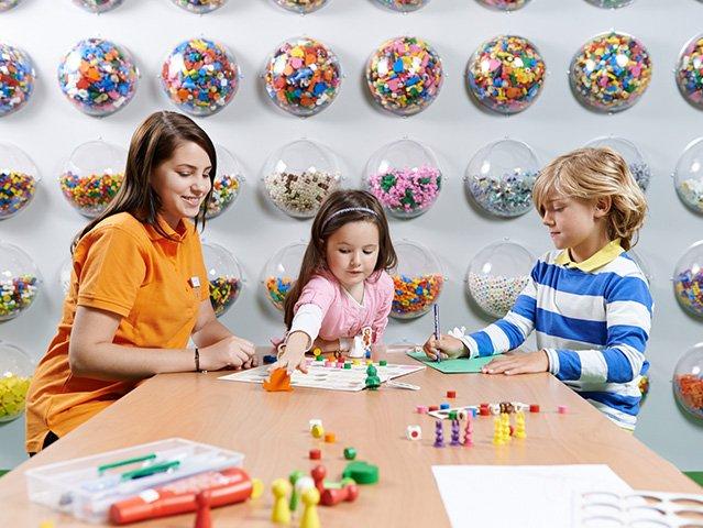 Spielewerkstatt Ravensburger Kinderwelt