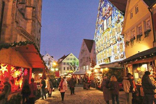 Weihnachtsmarkt Reutlingen