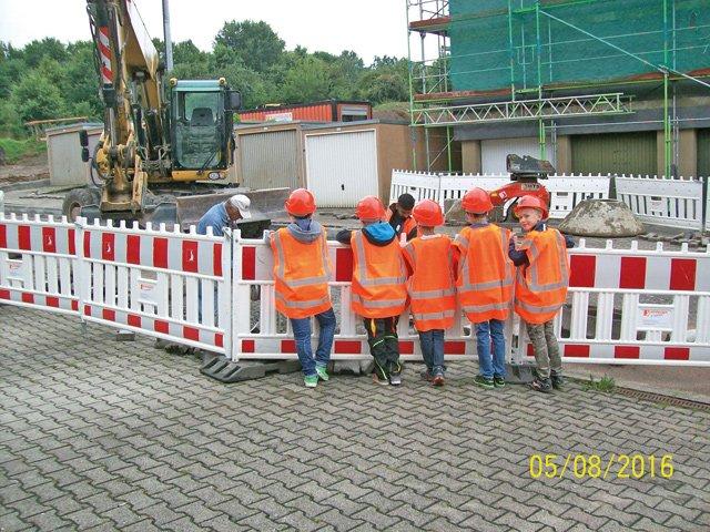 Bauschule bei Schneider GmbH & Co KG