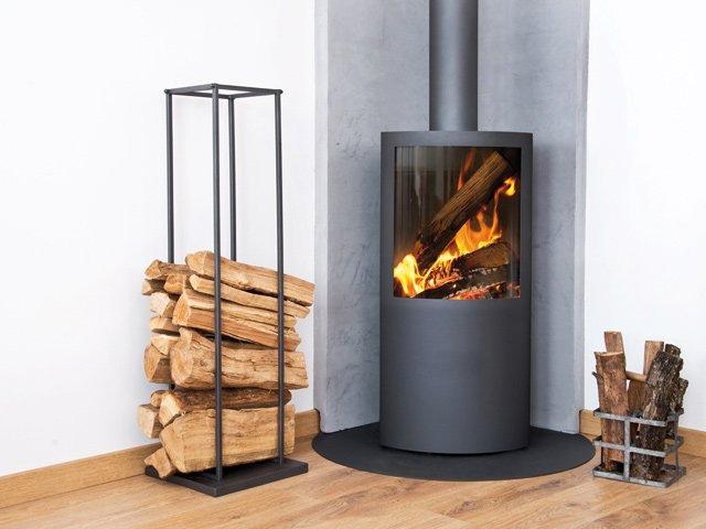 Brennholz aus dem Odenwald
