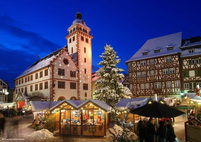 Weihnachtsmarkt-Mosbach