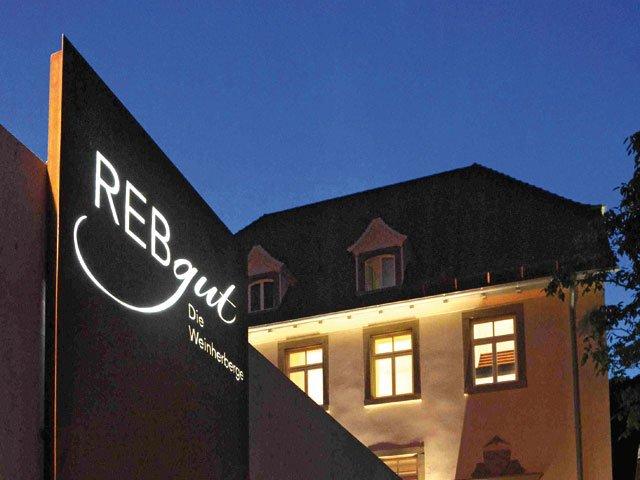 Rebgut – Die Weinherberge