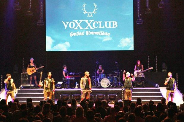 Konzert Voxxclub