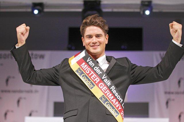 Mister Germany 2017 Dominik Bruntner