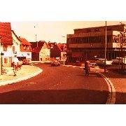 Stadtmitte um 1970 Bad Rappenau