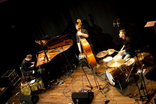 Trio Zagh / David Helbocks' Random/Control - Live At The Jazzclu