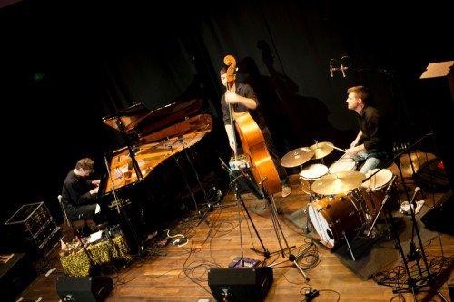 Trio Zagh / David Helbocks' Random/Control - Live At The Jazzclu