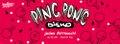 Ping Pong Disko