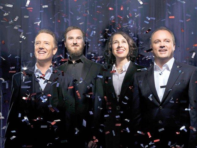 The London Quartet