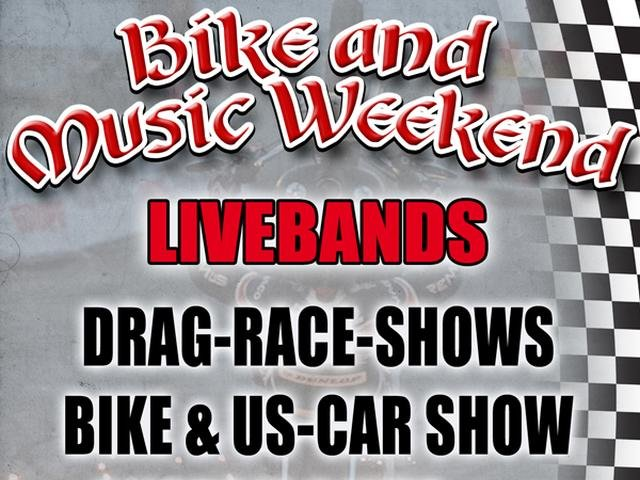 Bikes and Music Weekend
