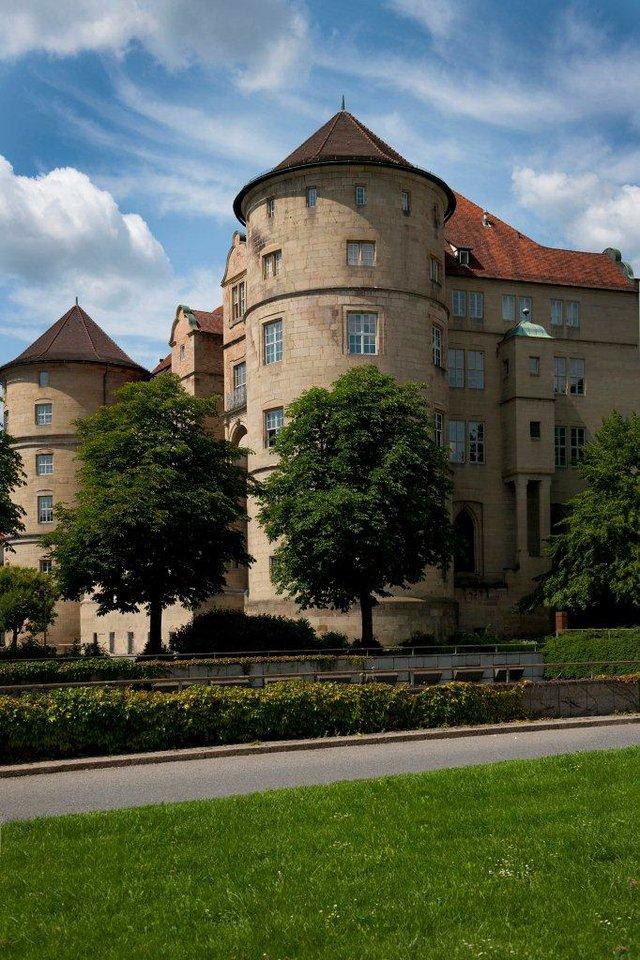 Altes Schloss Turerme