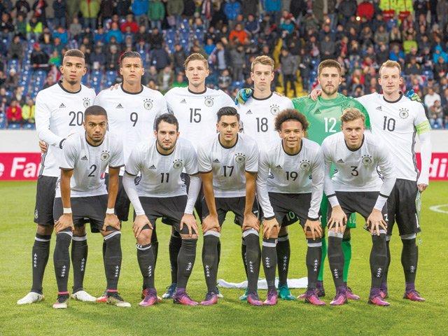 DFB U21 Mannschaft