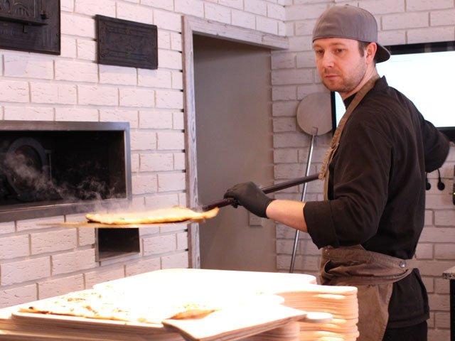 Flammkuchen selbstgemacht