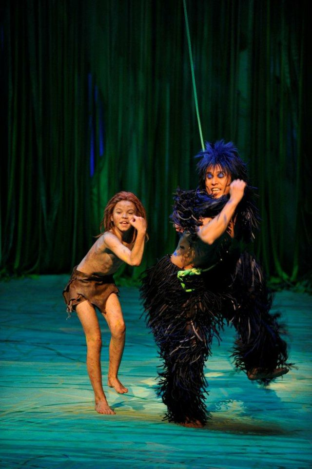 Disneys Musical TARZAN sucht neue Kinderdarsteller!