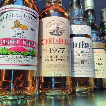 1977 Vintage Whisky