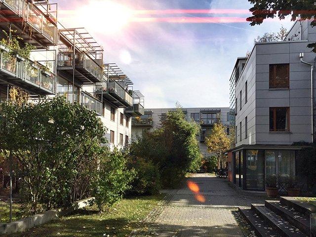 Moderne Wohnhuser - Neubau Architektur Wohnungsbau