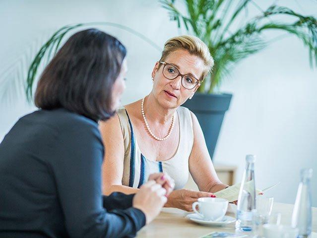Kontakstelle Frau und Beruf