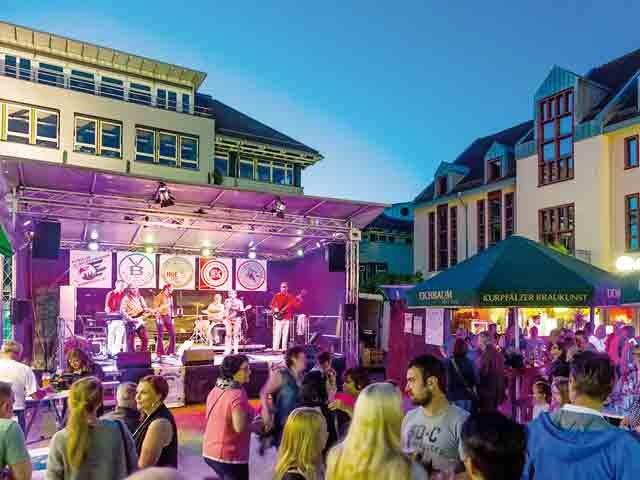 Eberbacher Frühlingsfest