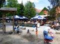 Stadtbiergarten Schwaneninsel