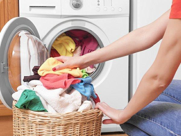 Nutzung der Waschmaschine