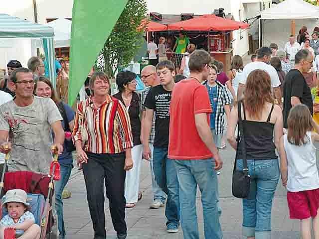 Leingartener Gassenfest
