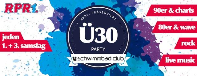Ü30 Schwimmbadclub
